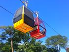 Teleférico do Parque Mutirama começa a operar em abril, diz Agetul