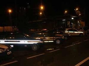 Operação Divisas Seguras Oliveira (Foto: Polícia Rodoviária Federal de Oliveira/Divulgação)