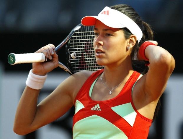 Ana Ivanovic, WTA de Roma (Foto: Reuters)