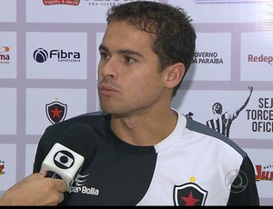 Doda, Botafogo-PB (Foto: Reprodução / TV Cabo Branco)