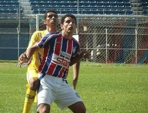 Luis Fellipe reforçará as categorias de base do Grêmio (Foto: Arquivo pessoal)