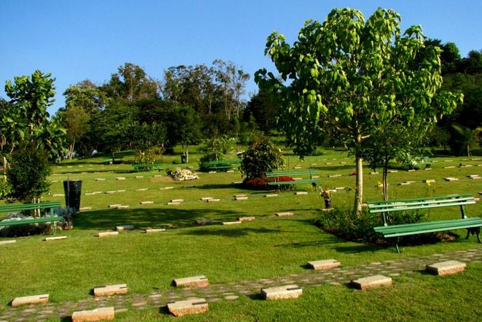 Cemitério e Crematório Horto da Paz, em Itapecerica da Serra, poupa 170 mil litros de água por mês com tratamento de esgoto e reúso