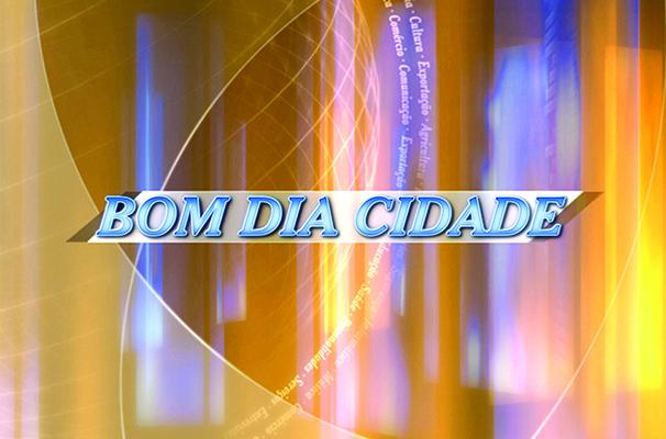 Logotipo Bom Dia Cidade (Foto: Arte / TV TEM)