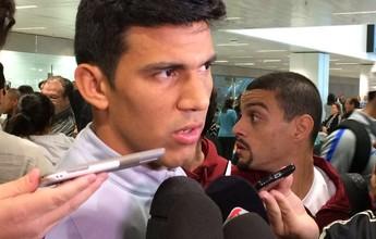 Candidato à vaga, Balbuena torce contra punição de Yago