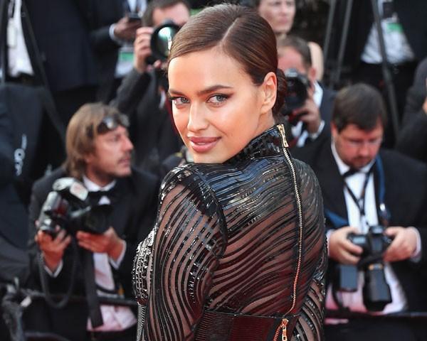 Irina Shayk em Cannes (Foto: Getty Images)