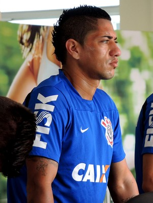 Ralf Corinthians musculação (Foto: Marcelo Braga)