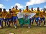 Em Campo Grande, UFRN conquista título na Liga Universitária de futebol