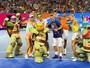 Ao lado das Tartarugas Ninjas, Djoko e Federer fazem ação na Austrália
