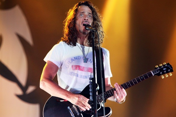 Chris Cornell, um dos vocalistas da 'Temple Of The Dog' (Foto: Getty Images)
