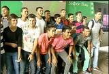 Parte do elenco do Araguaína embarca para disputar a Copa SP