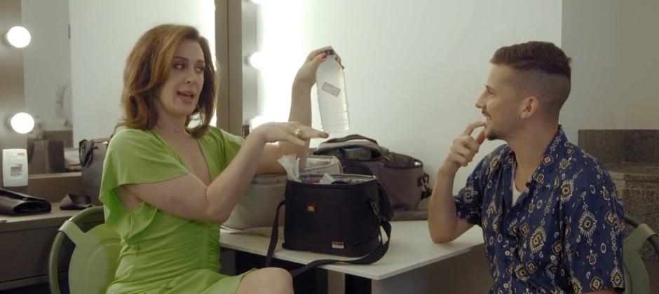 Marmitas e Merendas_Temporada 1_Episódio 5_Caio Braz e Claudia Raia