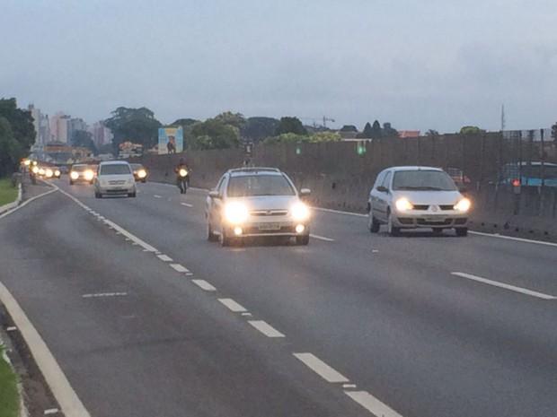 Balanço da PRF aponta queda de acidentes durante fim de ano