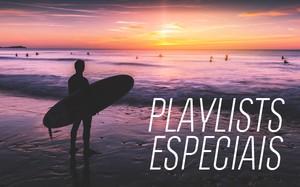 destaque playlists especiais
