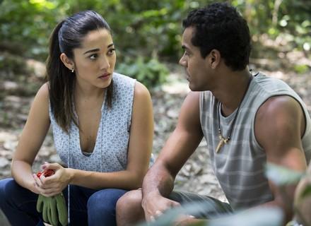 Tiago e Yumi decidem ficar juntos, ou pelo menos tentar!