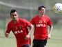 Com dores, Rodney e Rogério são dúvidas no Sport contra o Inter
