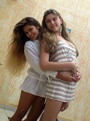 Irmãs assassinadas há um ano em Mogi (Foto: Arquivo/Jornal 'O  Diário de Mogi')