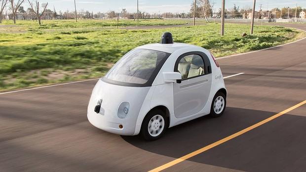 Carro autônomo do Google será testado em ruas da Califórnia (Foto: Divulgação)