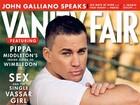Channing Tatum fala a revista sobre paternidade: 'Um pouco de improviso'