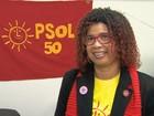 PSOL lança candidatura de Maria Ângela à Prefeitura de Juiz de Fora