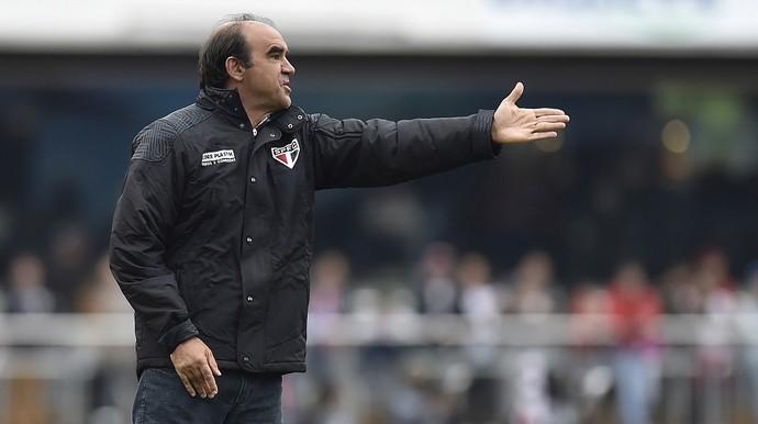 São Paulo x Flamengo Ricardo Gomes (Foto: Mauro Horita)