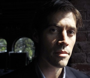 Foto do jornalista James Foley datada de maio de 2011 (Foto: AP Photo/Steven Senne, File)