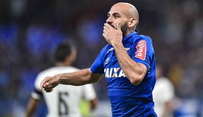 Bruno Rodrigo; Cruzeiro (Foto: Juliana Flister/Light Press)
