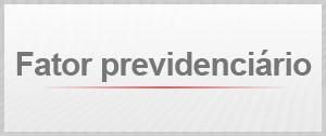 fator previdenciário (Foto: G1)