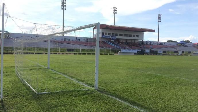 Estádio Gigante do Norte, Sinop (Foto: Julio Tabile/Sinop FC)