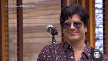 Paulo Ricardo abre o programa deste sábado ao som de 'Rádio Pirata'