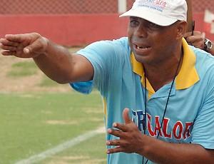 Mauro Soares, técnico (Foto: Arquivo/Cedoc/A Gazeta)