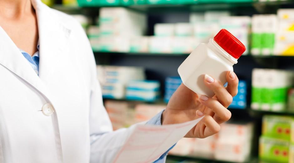 Farmácia (Foto: Shutterstock)