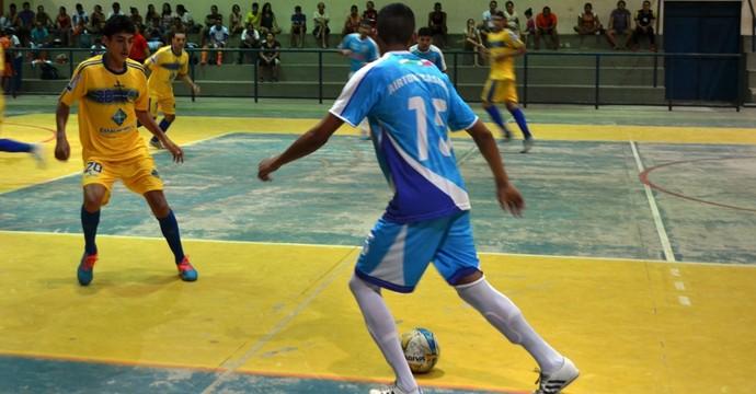 Taça Cidade de Boa Vista de Futsal (Foto: Nailson Wapichana)