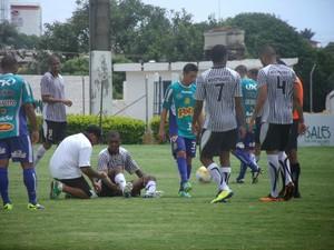 Mirassol x Novoperário jogo-treino (Foto: Vinicius de Paula / Mirassol FC)