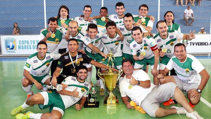 Granja, campeão, Copa TVM (Foto: Divulgação)
