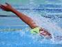 Natação começa Jogos Escolares na PB com a quebra de cinco recordes