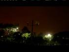 Parque urbano sofre com falta de iluminação pública em Ipatinga
