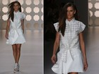 Tops da Victoria's Secret e ator de 'Velozes e furiosos' desfilam na Colcci
