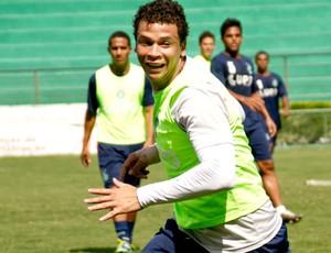 Juliano, goleiro do Guarani (Foto: Rodrigo Gianesi / Globoesporte.com)