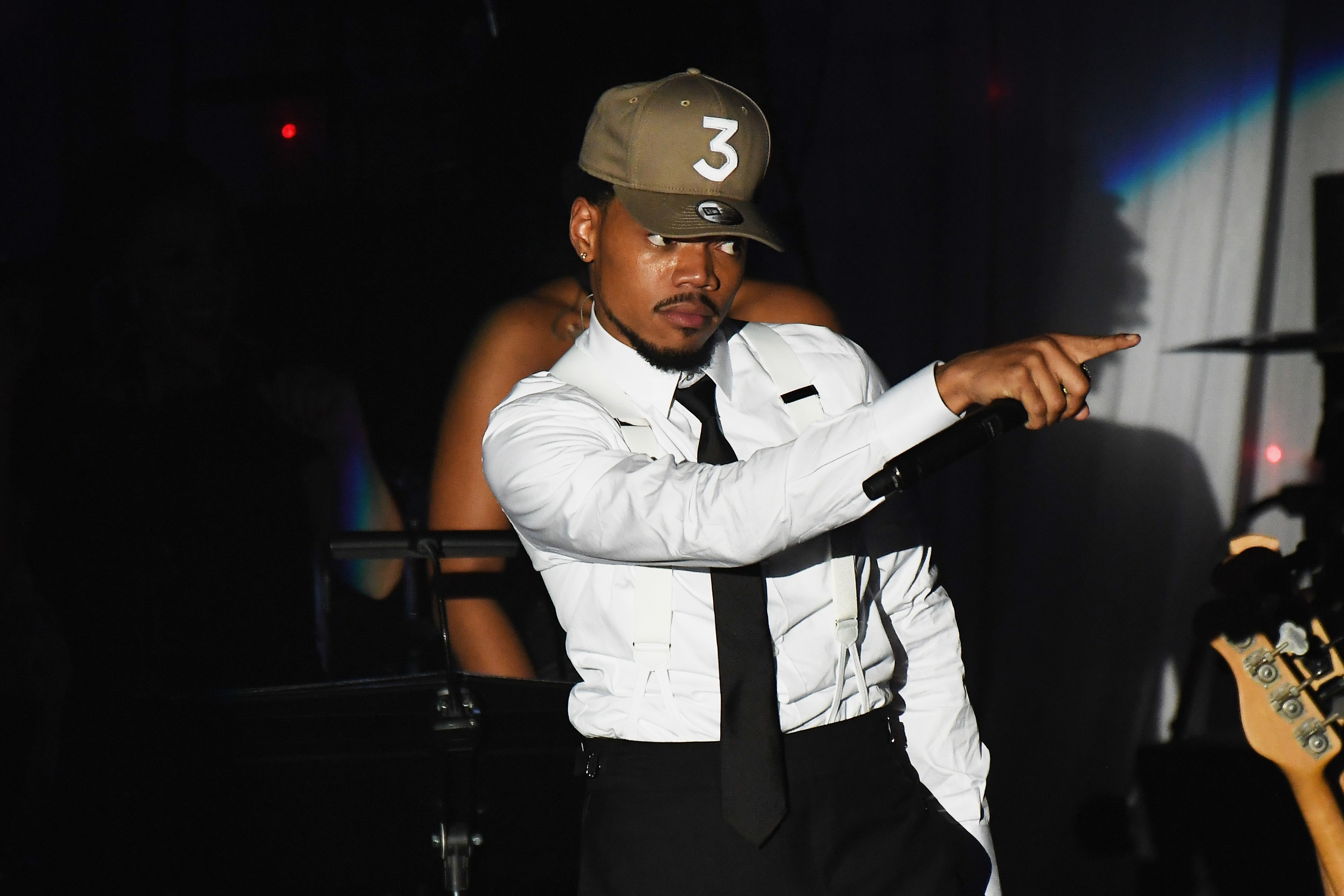 Chance The Rapper pode salvar o SoundCloud? (Foto: Getty Images/ Kevork Djansezian)
