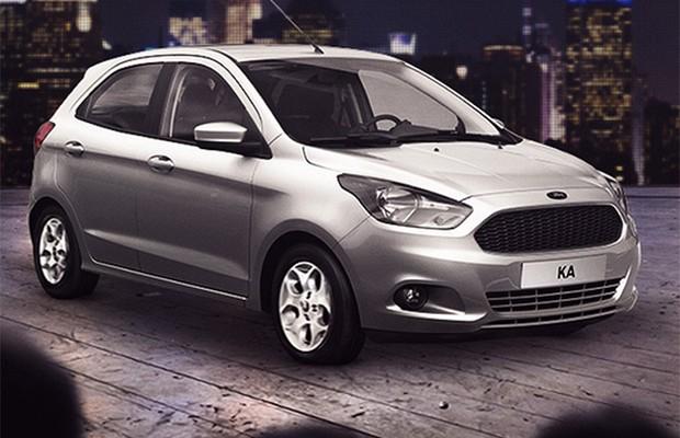 Novo Ford Ka (Foto: Reprodução)