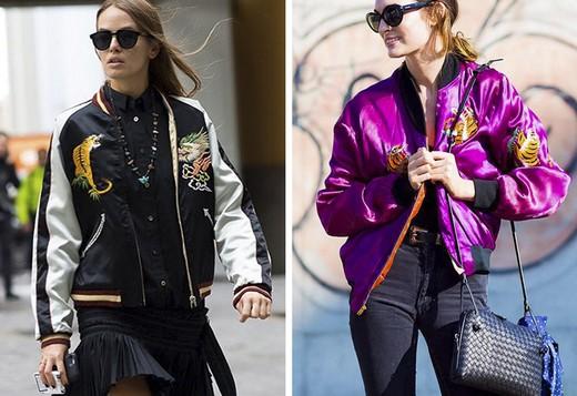 Com infinitas combinações, jaqueta bomber vira hit entre trendsetters