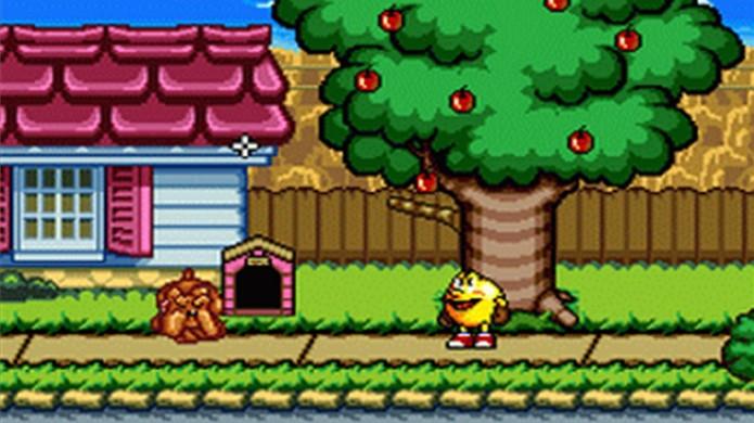 Pac-Man 2: The New Adventures levava o personagem em uma direção completamente diferente (Foto: Games Database)