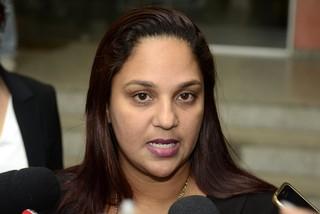 Delegada Viviane Costa  (Foto: Roberto Teixeira / Ego)