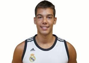 Guillermo Hernangómez, Real Madrid,  (Foto: Divulgação/ Real Madrid Baloncesto)