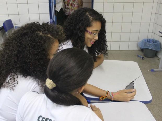 Uso de aparelhos celulares em escolas pode passar por regulamentação (Foto: Gustavo Almeida/G1)