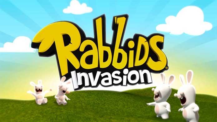 Rabbids Invasion mais barato na PSN (Foto: Divulgação/Ubisoft)