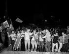 Grêmio sofre pelo rádio e se classifica (S. A. Tassara/Agência RBS)