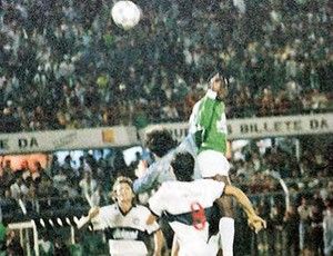 Usuriaga gol Atlético Nacional final Olimpia 1989 (Foto: Conmebol)