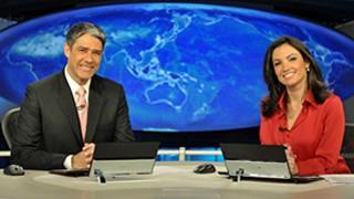 Jornal Nacional volta a ser exibido às 20h30 a partir desta sexta (Foto: João Cotta/TV Globo)