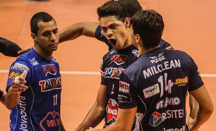 Vôlei Taubaté Superliga (Foto: CBV/ Divulgação)